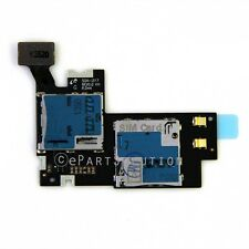 OEM Samsung Galaxy Note 2 II SGH-i317 Sim Card Holder Tray Slot Flex Cable Parts