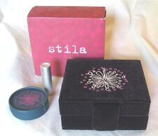 Stila Petite Coffret Box Set Lipstick & Eye Shadow Trio