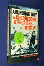 THE CHEQUEBOOK AND THE CRUISE MISSILE Arundhati Roy BOOK