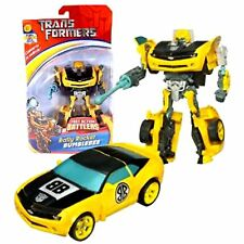 Transformers Rocket Rally Bumblebee Camaro New Fast Action Battlers 2007