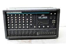 Peavey Xr-680E Powered Mixer 800 watt P.A Power Amplifier