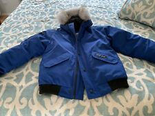 100% Authentic Canada Goose Rundle Bomber. Great Condition. Big Boy Size 18