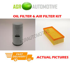 PETROL SERVICE KIT OIL AIR FILTER FOR FORD TRANSIT 120 2.0 114 BHP 1994-99