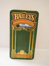 Vintage Baileys Original Irish Cream Tin Container Made In England