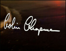 COLIN CHAPMAN Signatur Autoaufkleber Sticker Lotus Elan Elise Exige Esprit