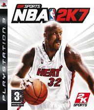 NBA 2K7 (PS3) Sony PlayStation 3 PS3 Brand New