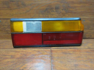 Volkswagen Fox Sedan, 1991 1992 1993, Right Passenger Tail Light
