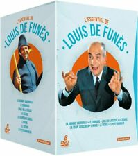 Louis de Funès : L'essentiel (8 DVD)