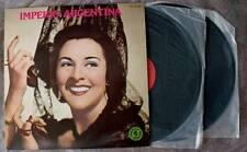 IMPERIO ARGENTINA musica etnica spagnola DOPPIO ALBUM IN VINILE