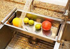 BOANN Modern Kitchen Sink Colander Fits 14