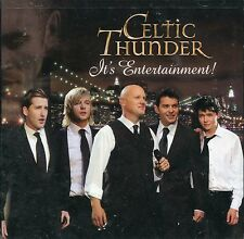 Celtic Thunder - It's Entertainment CD Free UK Shipping Ships From UK