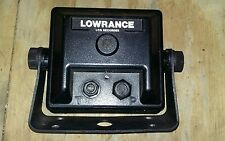 Lowrance Lcg Recorder X-4 Parts Only Untested
