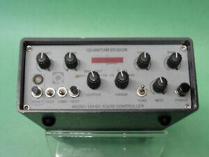 Quantum Design Model 550 DC Squid Controller