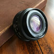 VIVITAR MC 28mm f2.8 LENS - 'KOMINE' OLYMPUS OM FIT 'EXCELLENT'