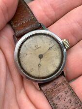 Vintage Omega WW2 Military watch in steel