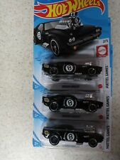 """2021 HOT WHEELS RODGER DODGER BLACK MAGIC 8 BALL """"MOST LIKELY"""" LOT OF 3 #2/5"""