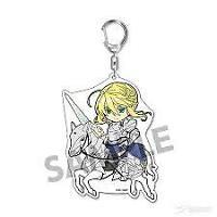 Fate  Grand Order Pikuriru Trading Acrylic Keychain Portachiavi Acrilico Artu...