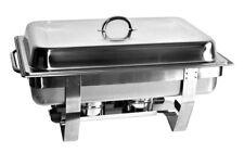 Chafing Dish 9L. Edelstahl Speisewärmer Warmhaltegerät Dishes Warmhaltegerät