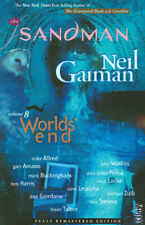 SANDMAN VOL #8 TPB WORLD'S END Neil Gaiman & Mike Allred Vertigo Comics 51-56 TP