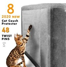 New listing 8 Pieces Cat Scratch Furniture Protector Set With 50 Push Pins