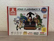 ATGames ATARI Flashback X Spielekonsole 2019, Konsole Retro, Neu/OVP