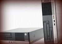 Fujitsu SCENIC E620, Intel Celeron P4, min. 2.8GHz, 1 GB Ram PC Desktop DVD-ROM