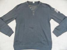 S.OLIVER schöner Pullover blaugrau Gr. 164 TOP SoK919