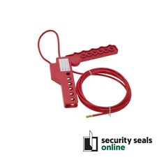 2m Adjustable Cable Lockout Device, 3.2mm diameter