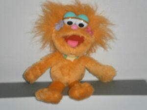 ST1877 Zoe Sesame Street Plush Toy