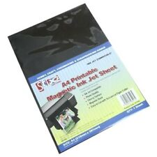Stix2 - A4 Printable Magnetic Ink Jet Sheet - Pack of 1 Sheet