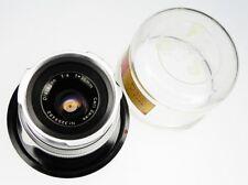 Contarex 35mm f4 Distagon  #3259482