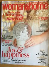 Woman & Home Magazine - December 2016 - Used