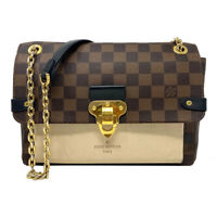 Louis Vuitton Vavin Pm Damier Ebene Crossbody Shoulder Bag