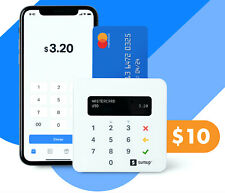 Sumup Plus Card Reader Square   Accept Debit Credit Google & Apple Pay