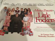 Meet The Parents Little Fockers Original Uk Quad Cinema Poster