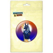 Anubis Egyptian God Mythological Pinback Button Pin Badge