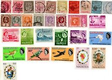 commonwealth stamps, mauritius