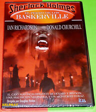 EL PERRO DE LOS BASKERVILLE / THE HOUND OF THE BASKERVILLES 1983 English Español
