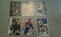 Wayne Gretzky THE GREAT ONE Oilers Kings NHL RARE ODDBALL UPDATED YOU PICK