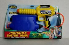 Buzz Bee Toys Water Warriors Portable Water Tank Hydro-Pulse blaster backpack
