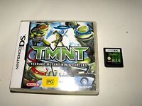 Teenage Mutant Ninja Turtles Great Nintendo Ds Games