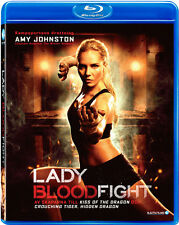 Lady Bloodfight (Blu-ray) 2016 Amy Johnston, Jenny Wu (Chris Nahon) Uncut