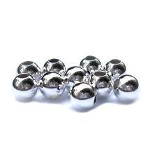 10 x Kugel Ø 4 mm 925 Silber Schmuckzubehör Schmuck basteln Furnituren