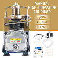 1800w 18cfm Air Compressor Pump For Home Garage Amp Workshop Pneumatic Air Tools