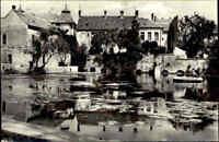 Tapolca Toppoltz ~1950/60 Postkarte ungelaufen Ungarn, Postcard unused Hungary