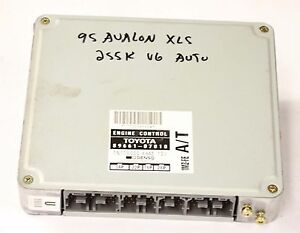 1995 Toyota Avalon oem engine computer ecm ecu  8966107010   255K
