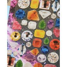 Diamond Paper Sticker Stone Shinny Scrapbooking Card Diary Art Craft DIY Jewels