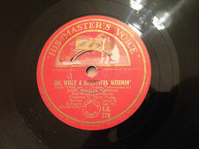 "JOHN CHARLES THOMAS ""Oh, What A Beautiful Mornin""/ ""Kansas City"" 78rpm 10"" 1948"