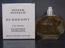 Burberry Classic by Burberry For Women 3.3 oz Eau de Parfum Spray Tester New
