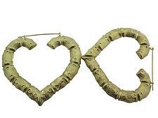 10KT Yellow Gold Hoop Earrings 11.50gms